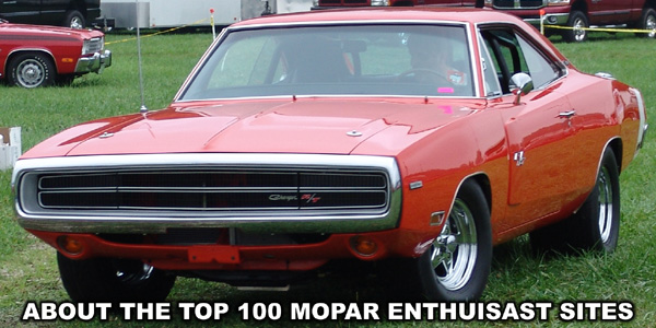 HEMI Powered 1970 Dodge Charger R/T, photo from the 5 Star Automotive Network archives.