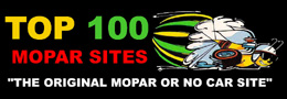 Top 100 Mopar Enthusiast Sites